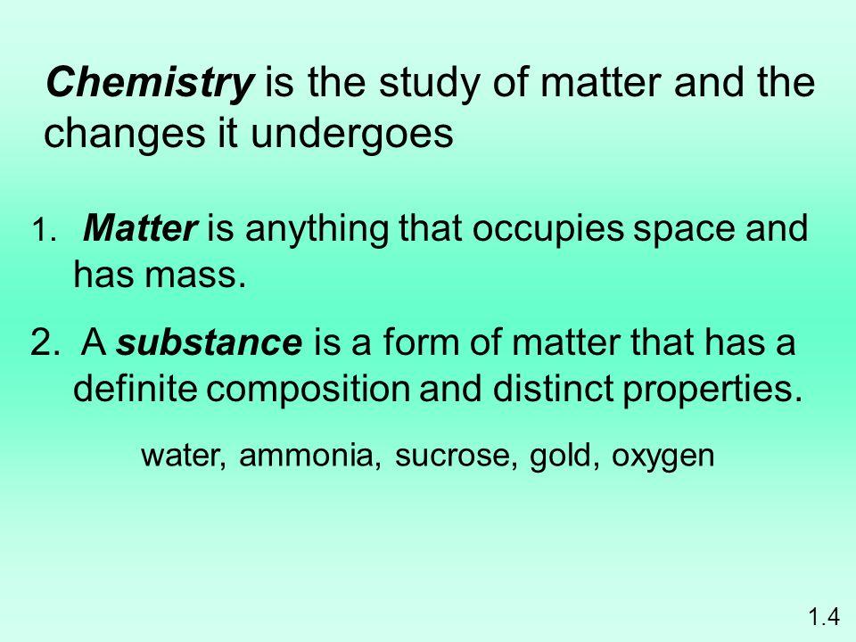Chemistry: The Study of Change - SlideGur.com