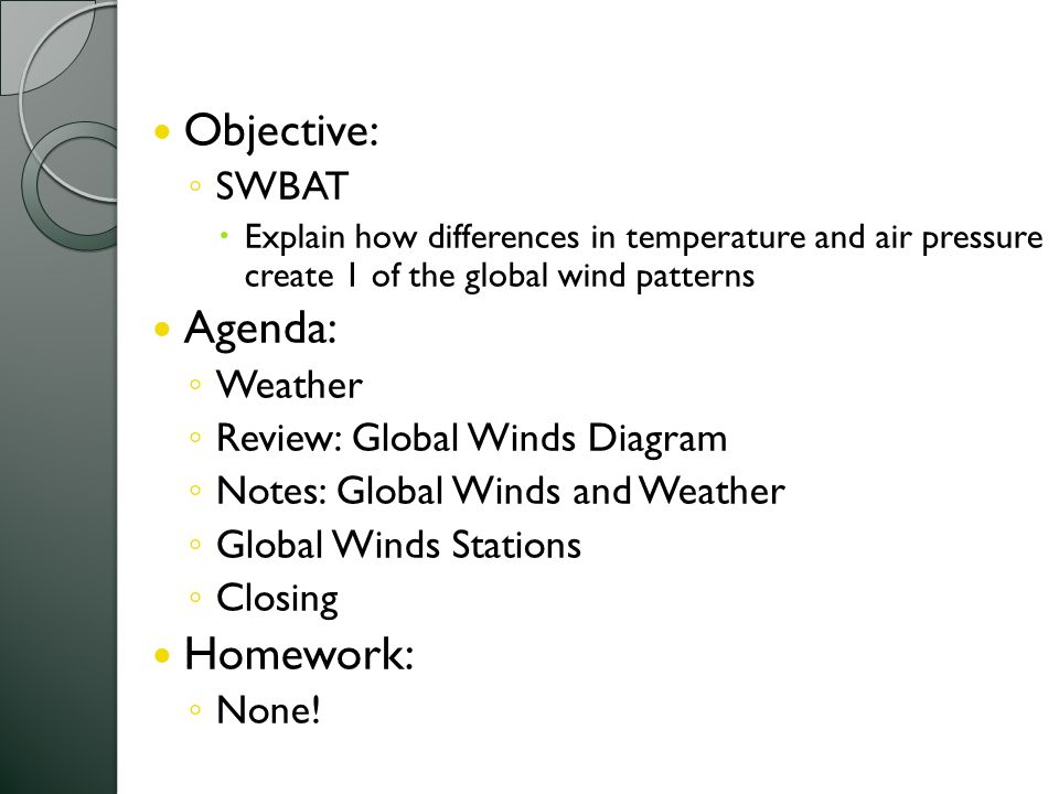 Warm Up 36 Explain the science behind hang gliding ppt download – Global Wind Patterns Worksheet