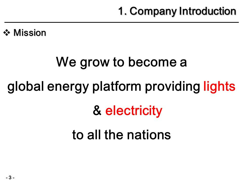 company introduction ppt video online download