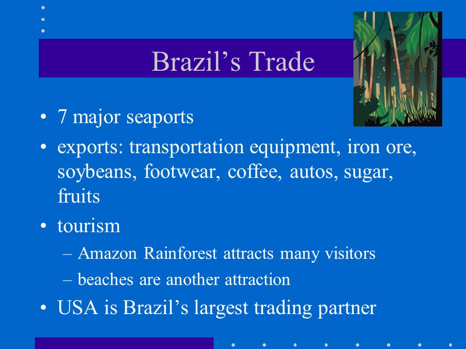 Natural Resources In Brazil