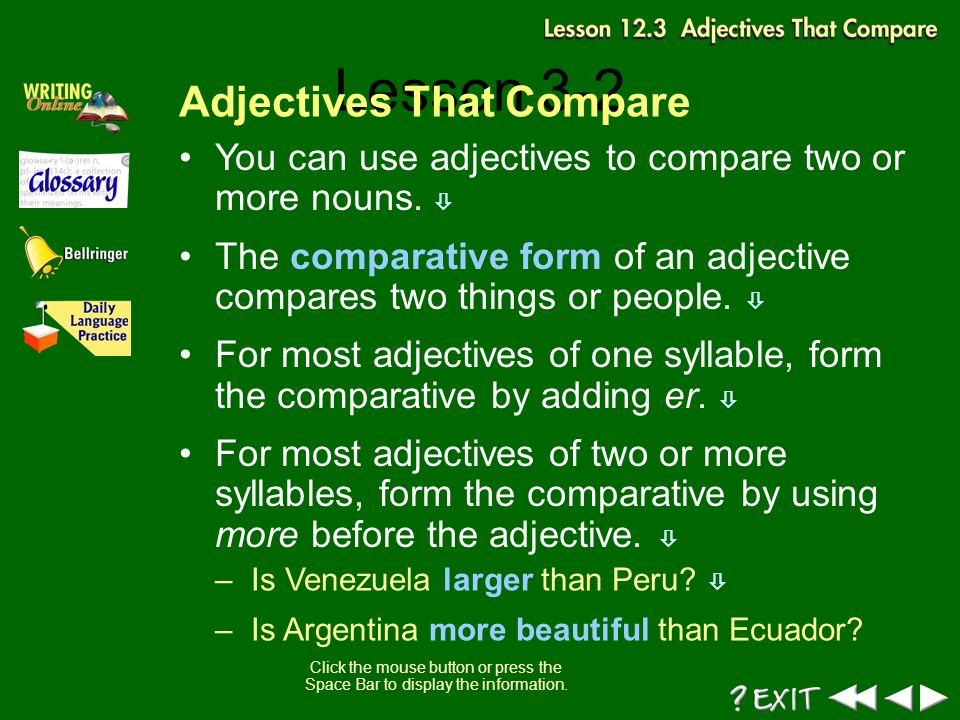 Click a hyperlink to view the corresponding slides. - ppt video ...