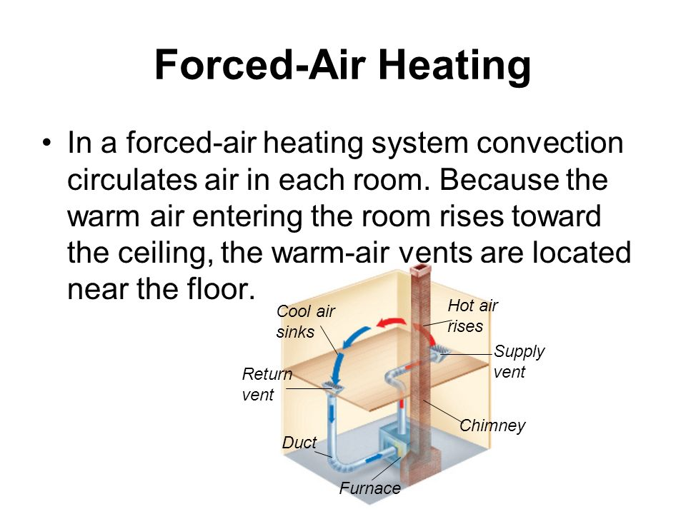 how to change furnace from heat to cold