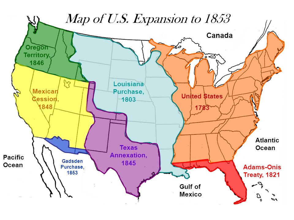 Western Expansion Fulfillment of Manifest Destiny ppt download