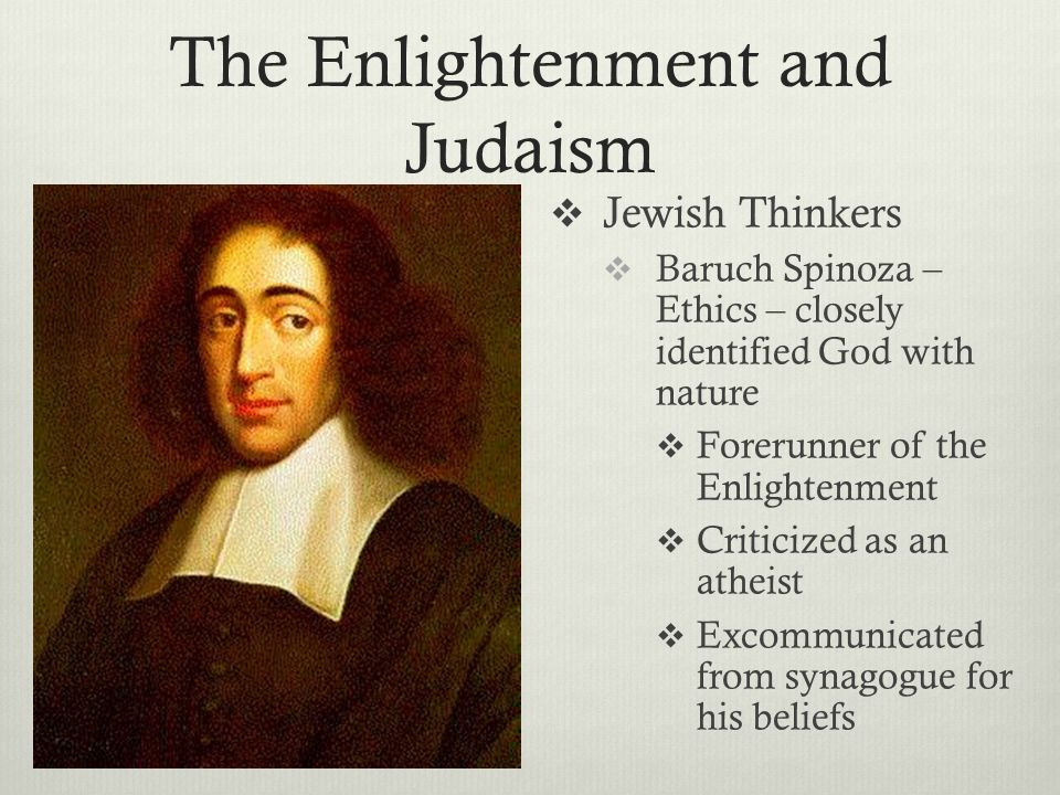 moses mendelsohn and the religious enlightenment Moses mendelssohn: enlightenment, religion, politics, nationalism offers valuable insights on mendelssohn's project, and points toward new methodological lenses to.
