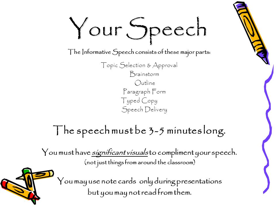 169 Five-Minute Topics for a Killer Speech or Presentation