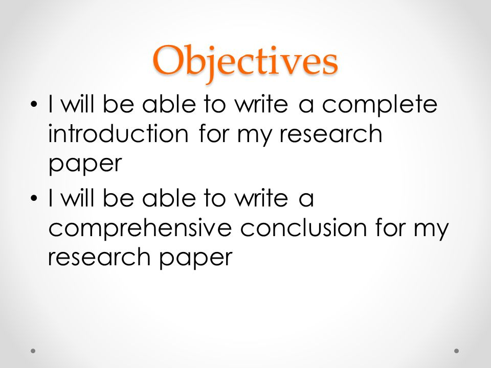 types of research paper introduction A research paper is a method of introduction materials and methods results for a much more detailed discussion about writing scientific papers.