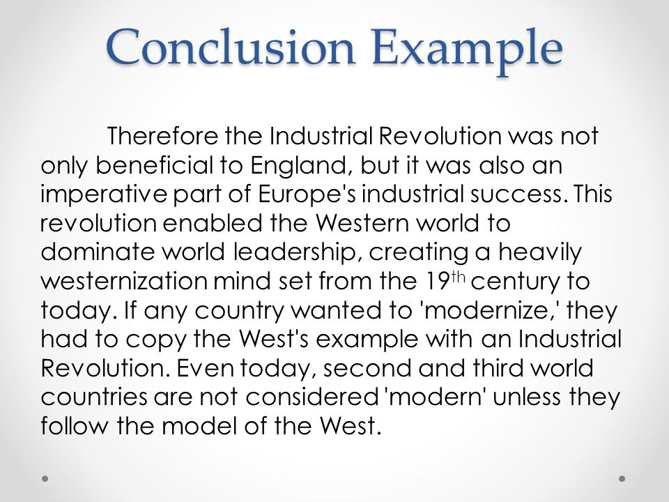 an overview of the second industrial revolution in western nations Rise of western dominance printer friendly unit 4 1750-1914 the modern era rulers of free non-western nations tried to impose from above technological/scientific advancements of industrial revolution accelerated process.