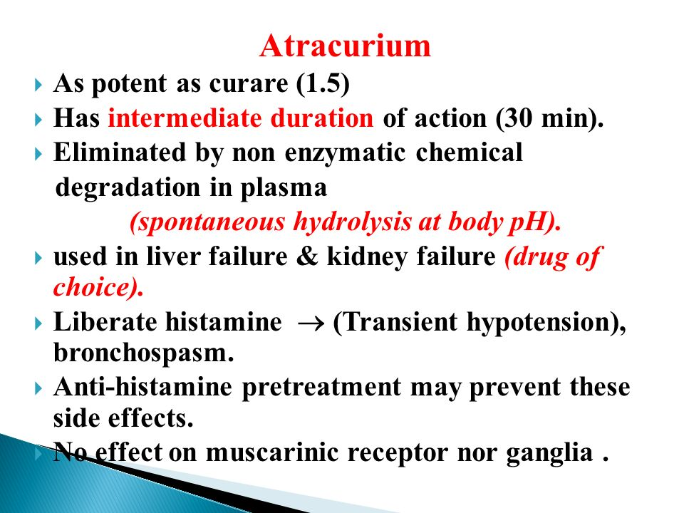 Skeletal muscle relaxants - ppt video online download