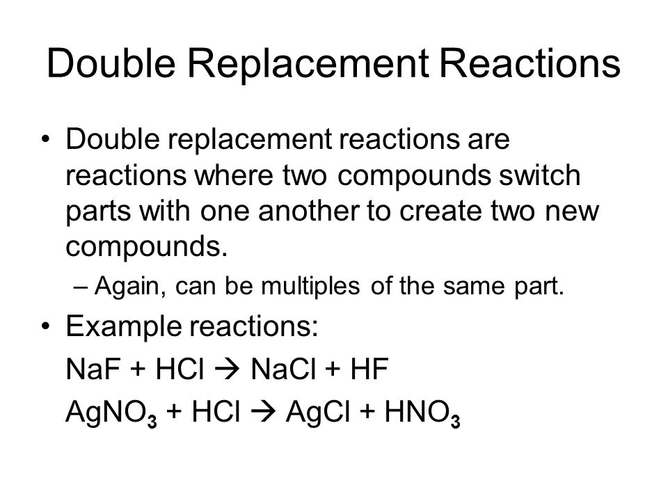 how to find the reaction to create compound