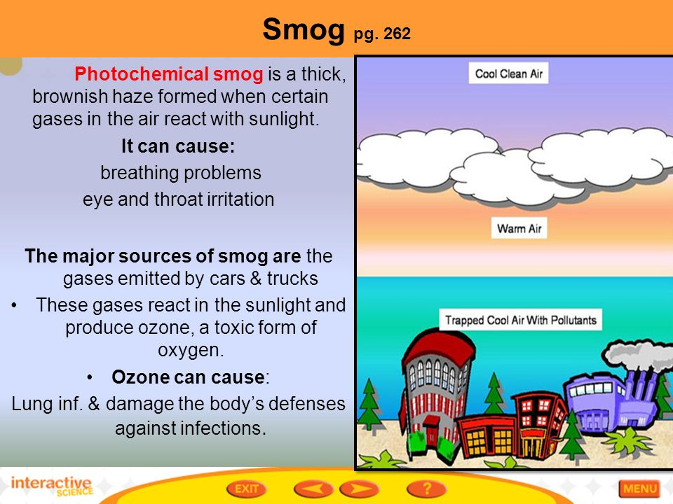 Ch. 8.2 Air Pollution and Solutions - ppt video online download
