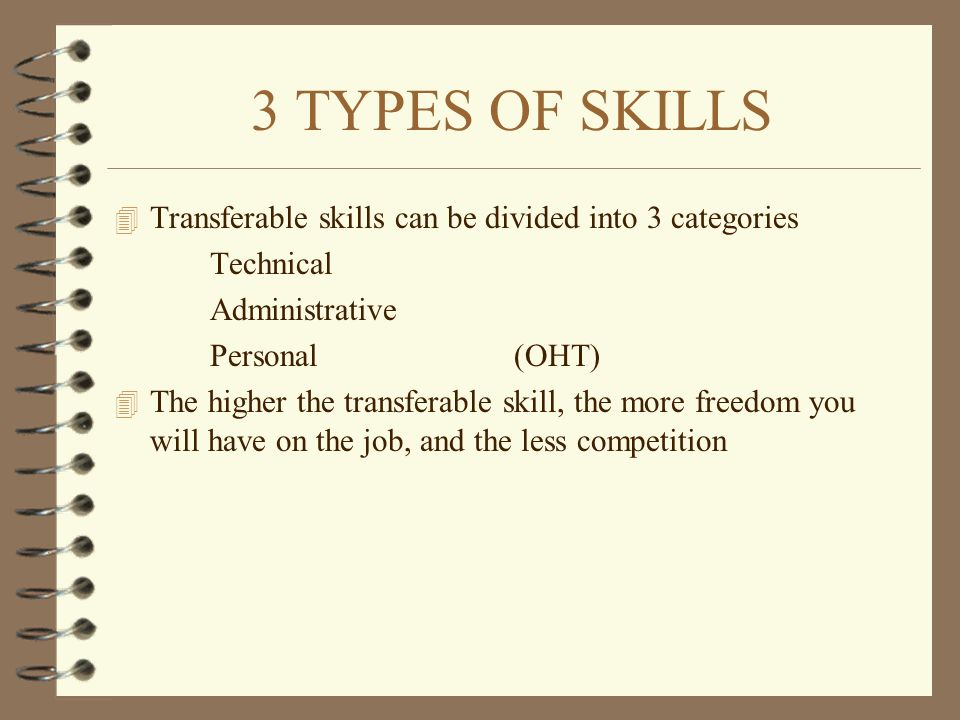 types of skills you can put on a resume 28 images what