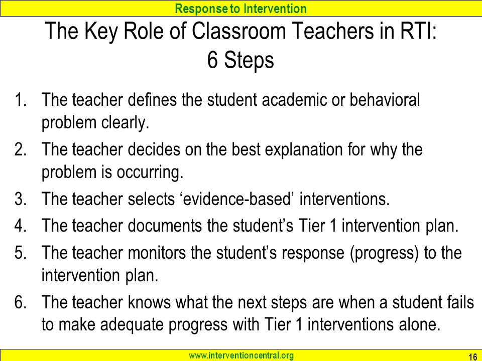 rti an overview for schools jim wright ppt download - Rti Coach Sample Resume