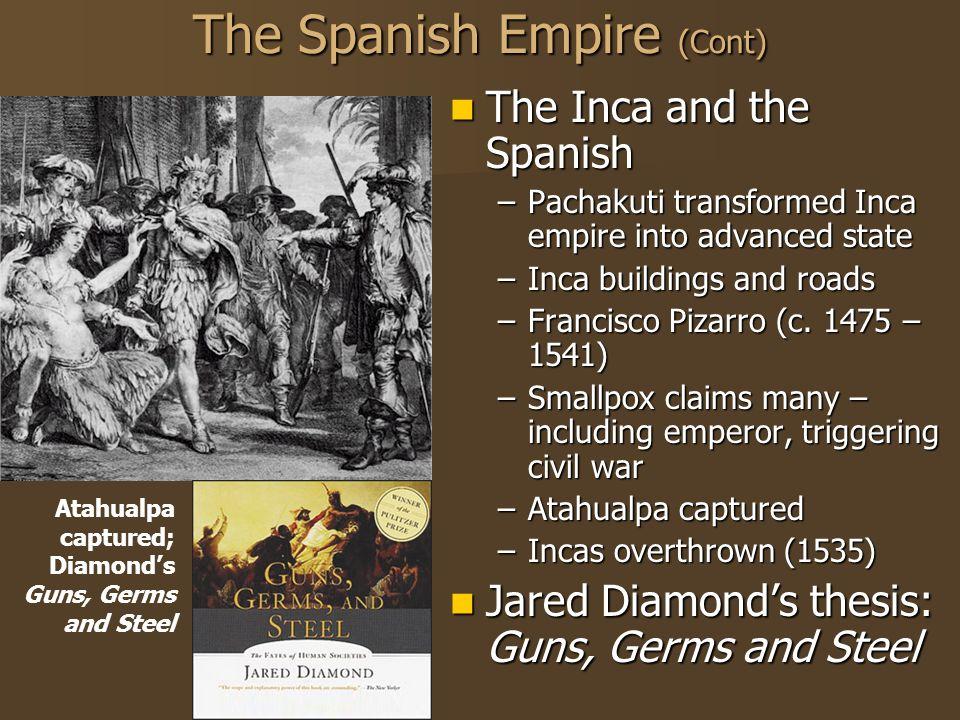 Aztec empire pazarro thesis