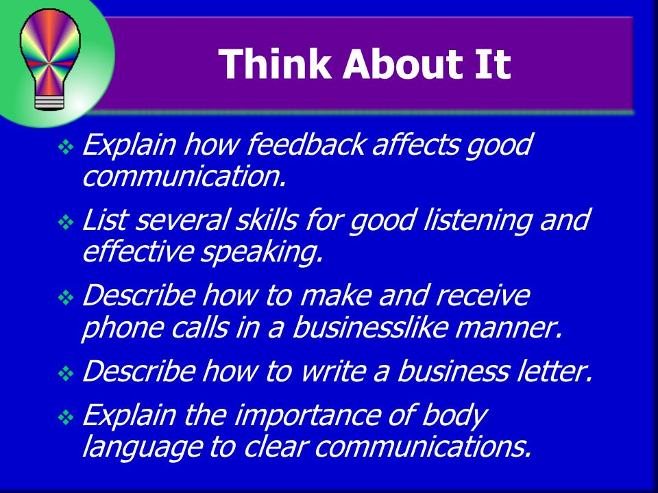 chapter 19 communication skills ppt