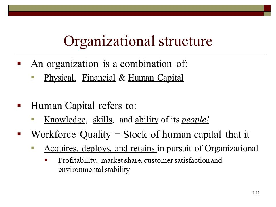 what is organizational capital 2018 organizational capital, corporate leadership, and firm dynamics  organizational capital, corporate leadership, and firm dynamics.
