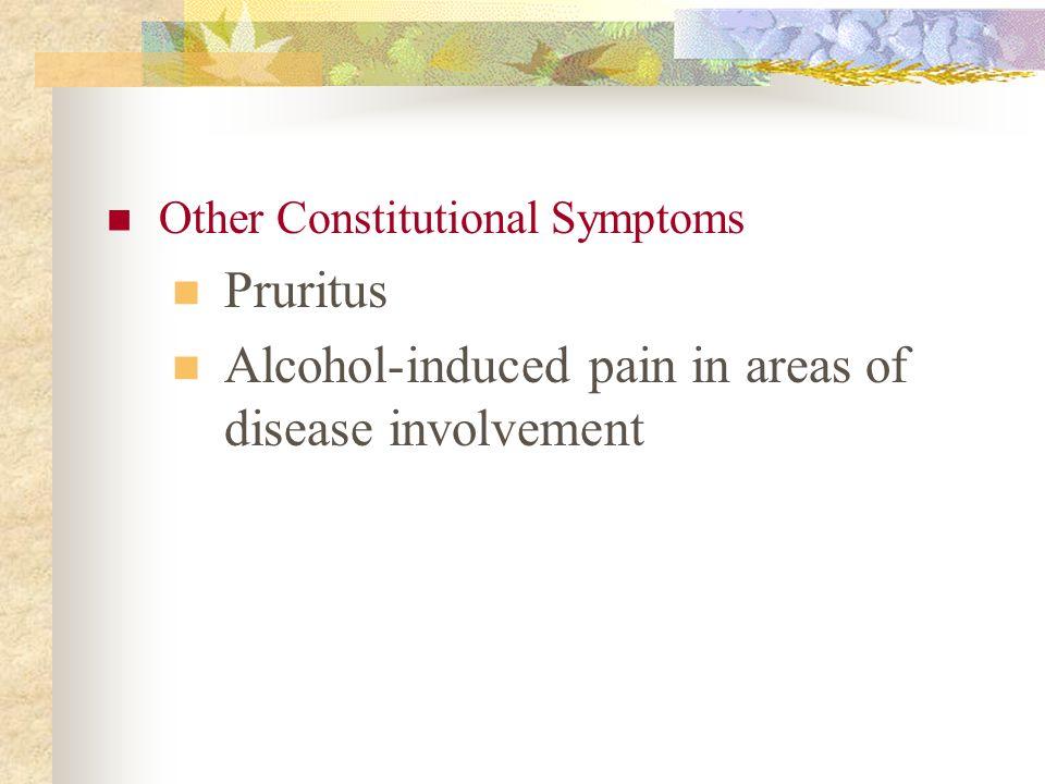 Constitutional symptoms