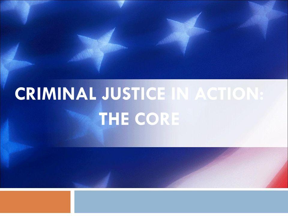 Blue curtain criminal justice