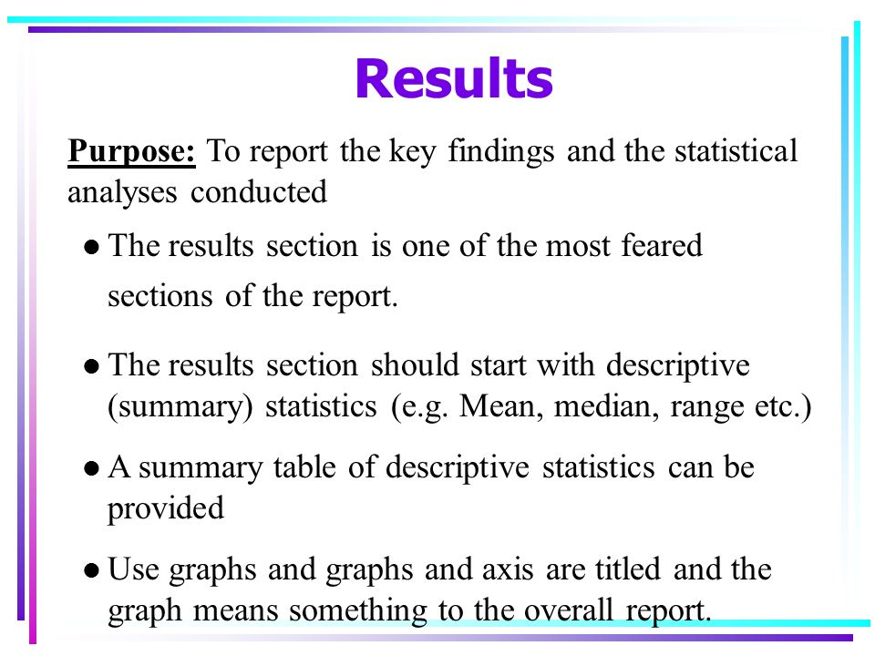 What Are Some Examples of Descriptive Statistics?