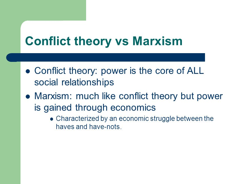 an overview of the marxism and economic theory of human relationships Marx's theory of social class prof timothy shortell, department of -industrial capitalist mode of production of our own time is very different from the capitalist mode of production marx was analyzing, the basic relationships remain the it is what makes us human, in marx's eyes.