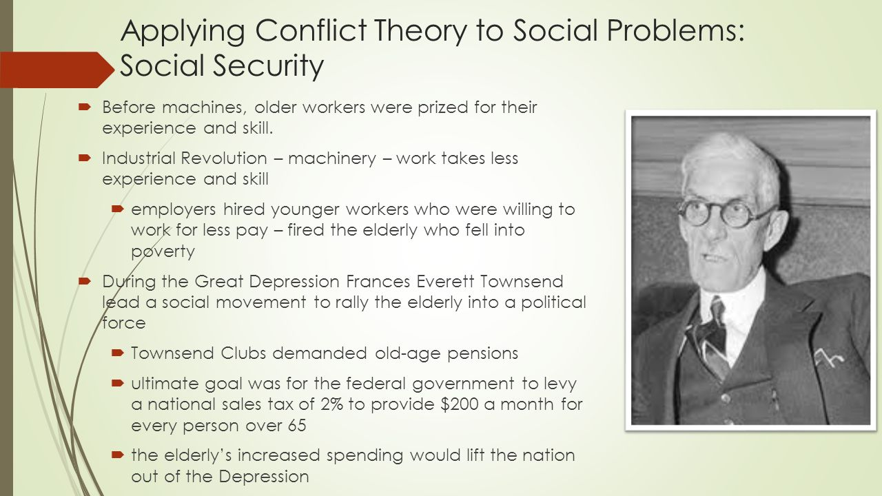 conflict theory and poverty Essays - largest database of quality sample essays and research papers on conflict theory on poverty.