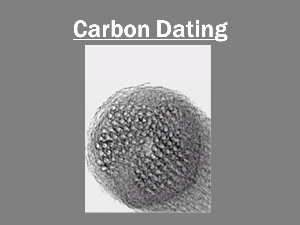 Radiocarbon dating meaning