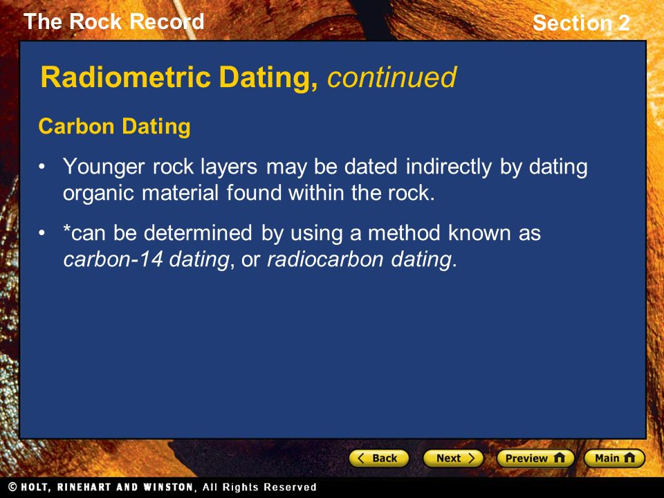 When was carbon dating discovered