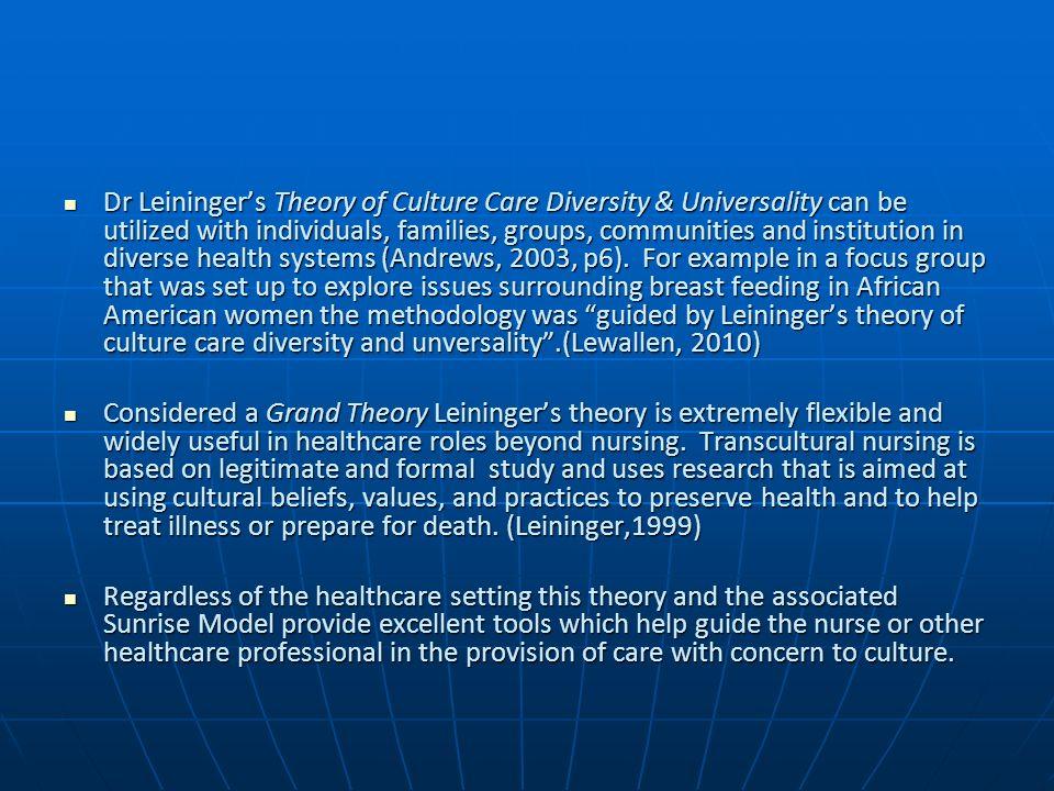transcultural concepts in nursing care pdf