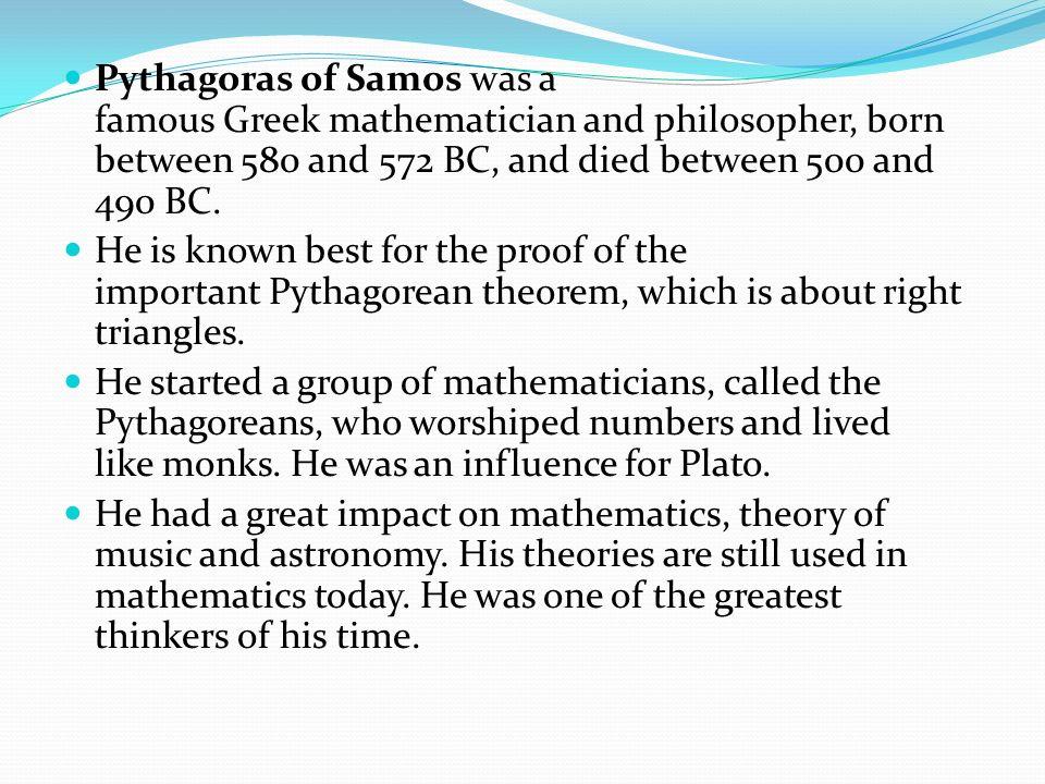 pythagoras mustafa sencer aydin ppt 2 pythagoras