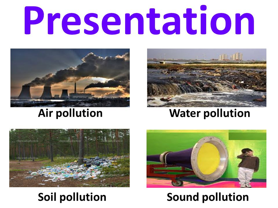 air water soil noise pollution One of the greatest problems that the world is facing today is that of environmental pollution,  basic types of pollution, namely, air, water, soil, noise and.