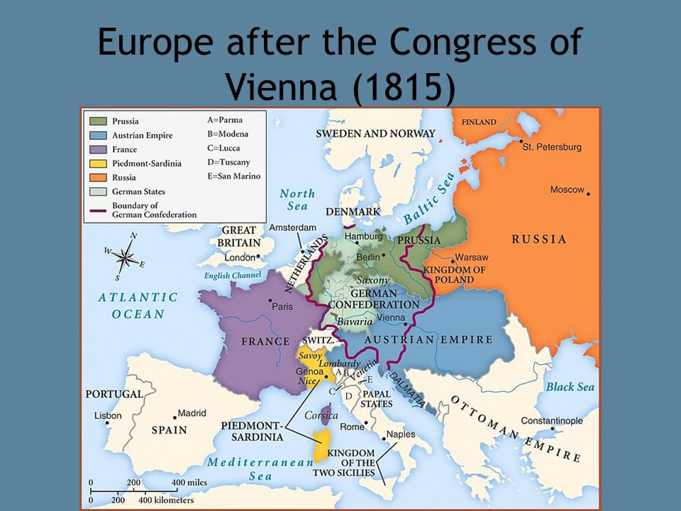 impact of the congress of vienna (1815) essay 13082018 a summary of congress of vienna and the hundred days (1815) in 's napoleonic europe (1799-1815) learn exactly what happened in.