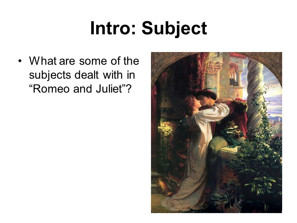 dramatic irony fate romeo and juliet The first example of dramatic irony in this scene takes place when romeo tries to  tell  in lines 110 and 111 romeo fears that the evil outcomes ('black fate') of.