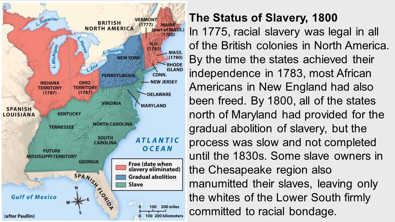 legal status of slaves in america A slavery, the common law, and colonial america the spanish and the portuguese, who first settled the new world, had well developed slave cultures at the time of the first voyage of columbus in 1492.