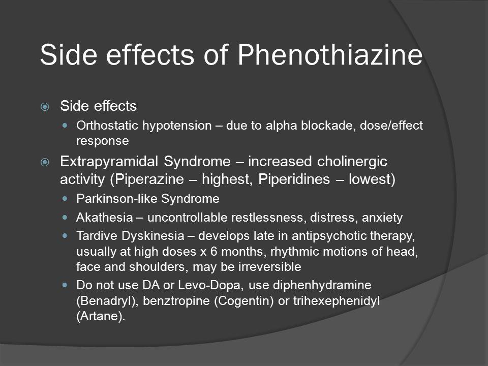 Artane Side Effects Uses