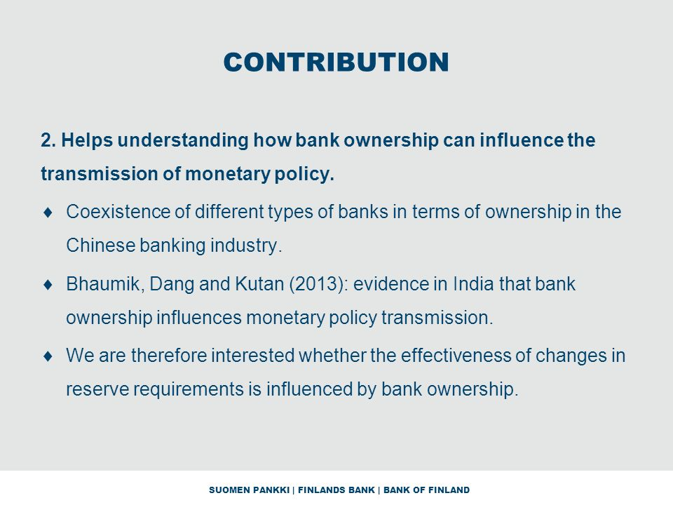 effect of monetary policy in banking industry in nigeria The study empirically examines the impact of monetary policy on industrial  growth  bank the industrial sector in nigeria is regarded as the engine of  economic.