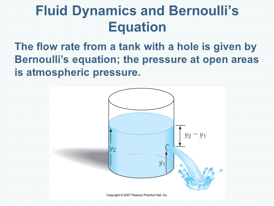 fluid dynamics and pressure Introduction to pressure in fluid mechanics pressure always acts inward normal  to any surface (even imaginary surfaces as in a control volume) pressure is a.