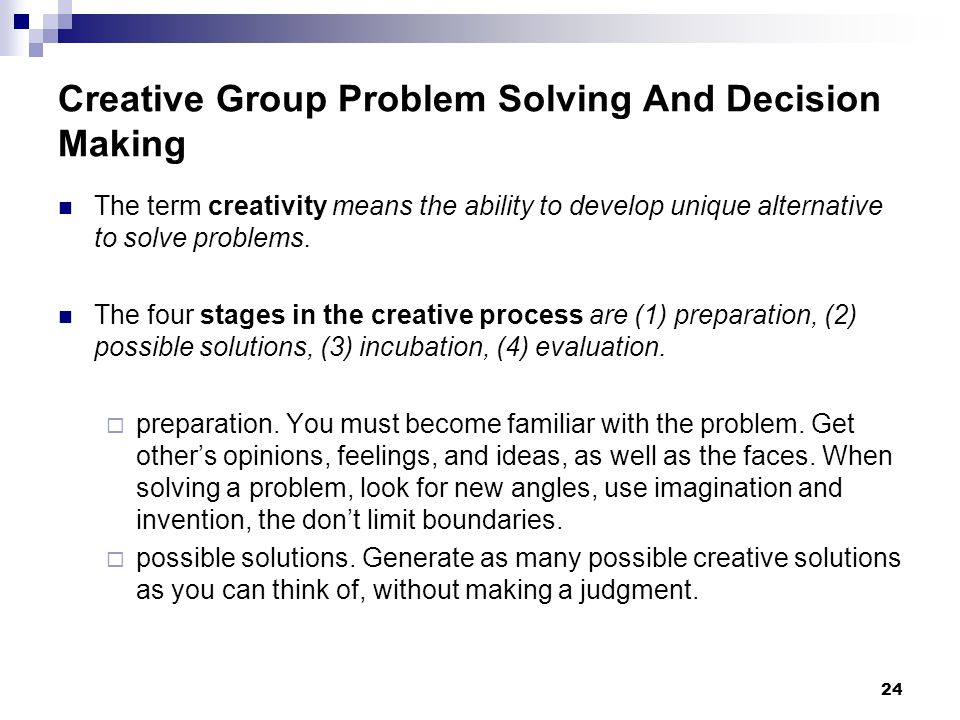 team decision making and problem solving 1 team-driven shared leadership 2 data-based problem solving and  decision-making 3 family, school, and community partnering (fscp) 4  layered.