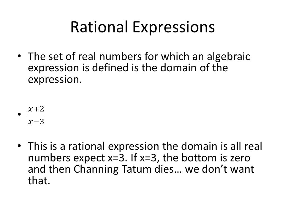 domain of rational expressions 2 Write a sum or difference of rational expressions that has the given domain section 74 adding and subtracting rational expressions 387 complex fractions.