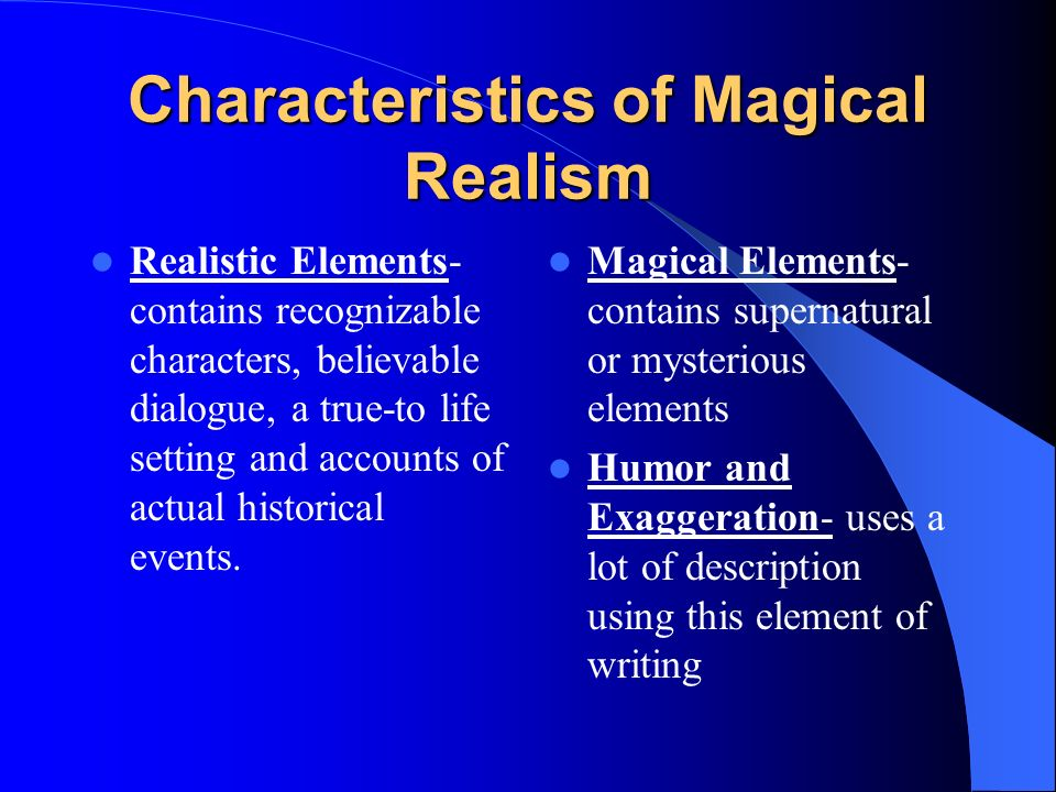 realism writing Psychological realism is a style of writing that came to prominence in the late 19th and early 20th centuries it's a highly character-driven genre of fiction writing, as it focuses on the motivations and internal thoughts of characters to explain their actions.