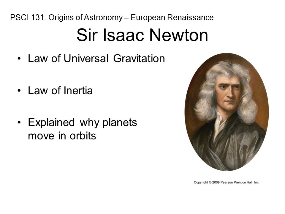 gravity isaac newton and astronomy - photo #15