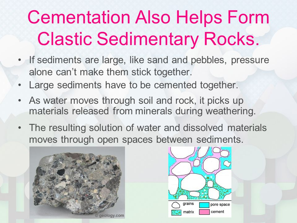Let's Become Rock Docs Types of Rocks - Sedimentary - ppt download
