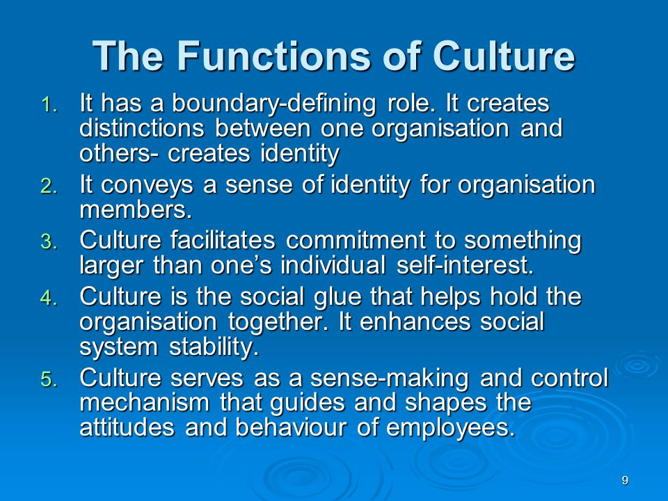 can a culture be a liability to an organisation explain Creating an ethical organizational culture 2011 february 14 steve nguyen, phd [note: this post was updated october 2016] having an organizational culture that emphasizes ethical behavior can cut down on misbehavior of organizations.