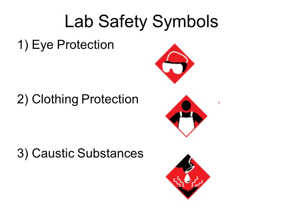 lab safety rules Biology laboratory safety rules never work alone in the laboratory without permission and prior knowledge of the instructor do not engage in rowdy, playful, or.