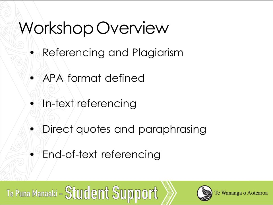apa guidelines for referencing images in presentation
