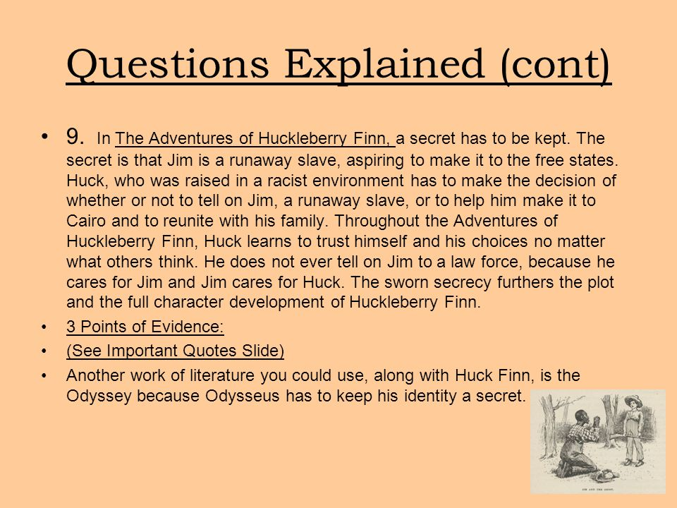 relationship between jim and huck in the adventure of huckleberry finn Exploring the conception and development of jim in 'the adventures of huckleberry finn jim is a character of intricate complexity and as a result has been interpreted in a myriad of different ways over the years.