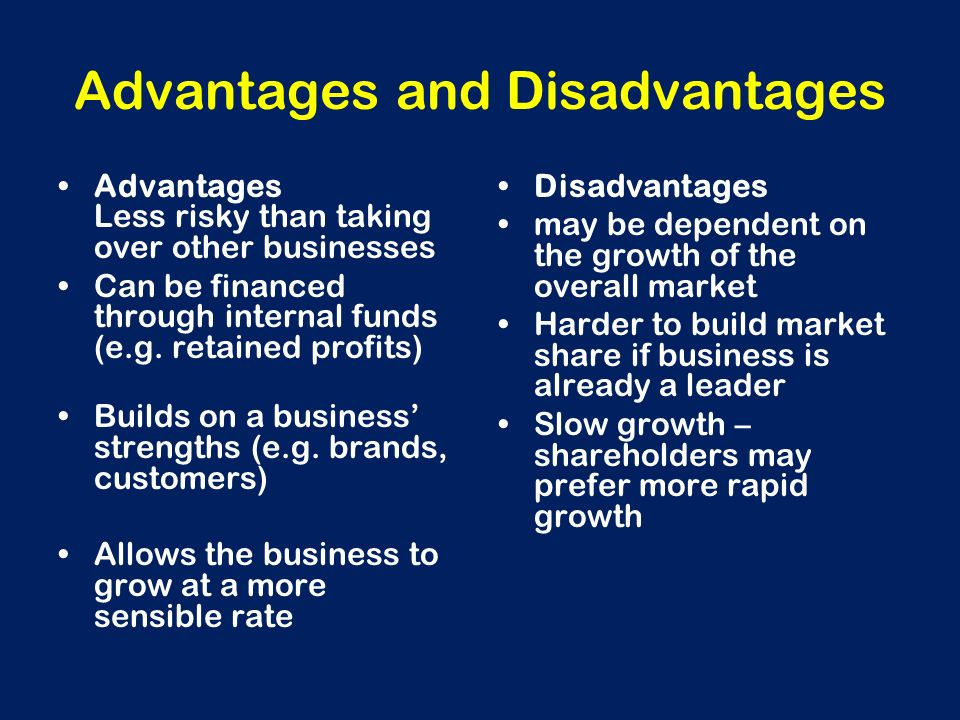 comparing the advantages and disadvantages of internal Hrm 324 week 2 internal and external equity comparison ,introduction, advantages and disadvantages, effect of the compensation plans, conclusion,references (( resources: assigned readings.