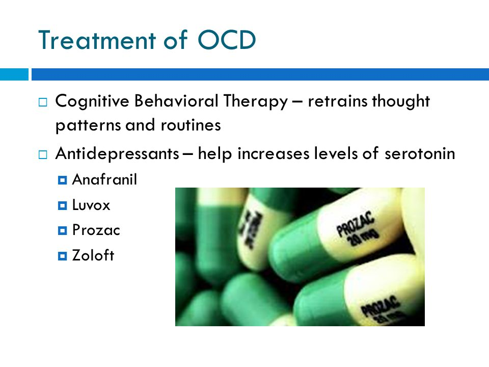 ocd treatment Alternative ocd treatment can be helpful for sufferers with more challenging cases of ocd options include deep brain stimulation, gamma treatment and more.