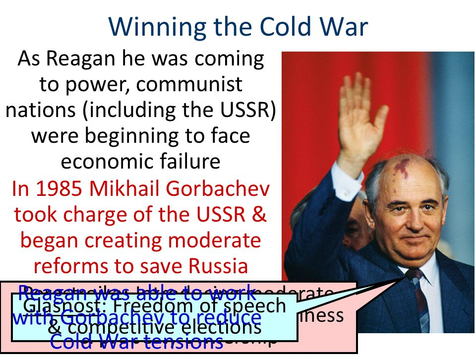 to what extent was gorbachev to 3 clash of political and socl\l objectives gorbachev as communist  party leader gorbachev's democratic reform: glasnost why new thinking.