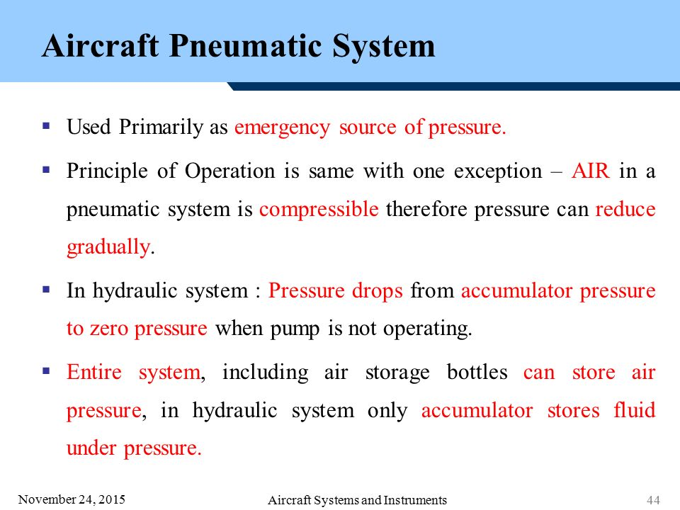 As0403 Aircraft Systems Amp Instruments Ppt Video Online
