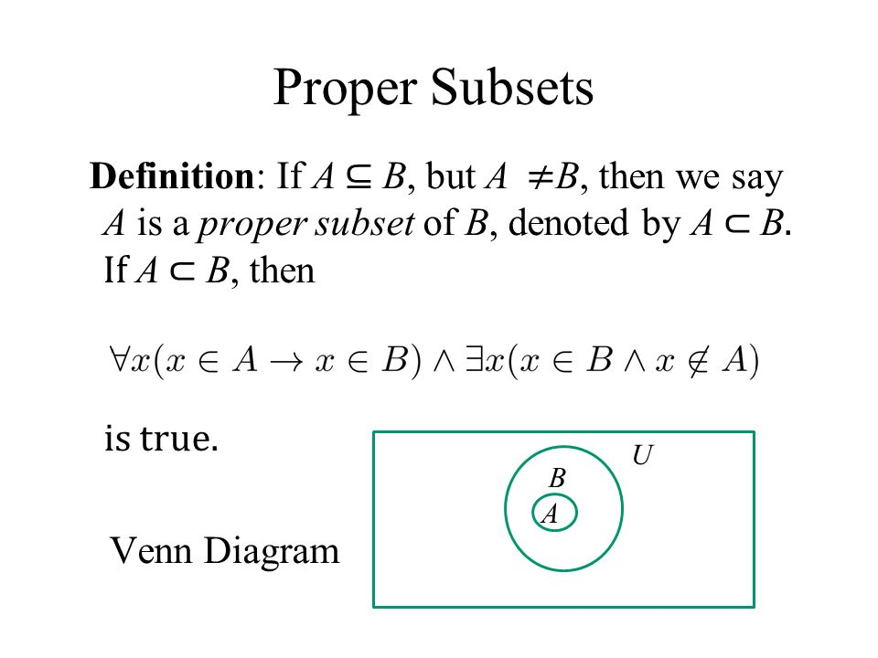 Compsci 102 discrete math for computer science ppt video online 17 proper subsets ccuart Gallery