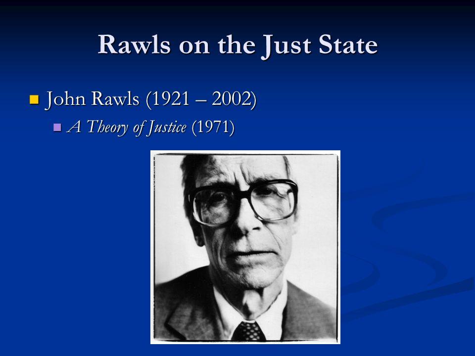 a review of john rawls justice as fairness John rawls on concrete moral principles: implications for business ethics   john rawls, justice as fairness: a restatement (harvard university press, 2001 ).